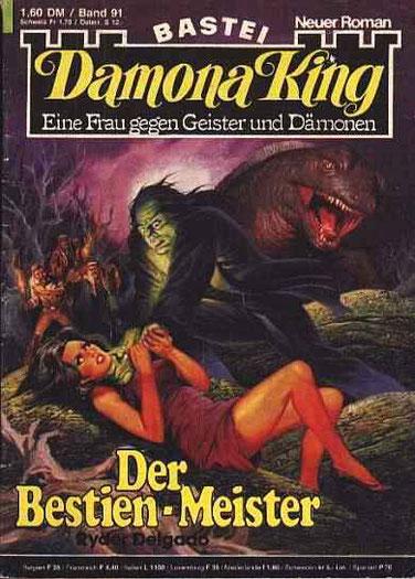 Damona King 91