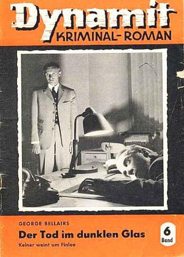 Dynamit Kriminal-Roman 6