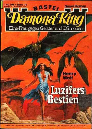 Damona King 76