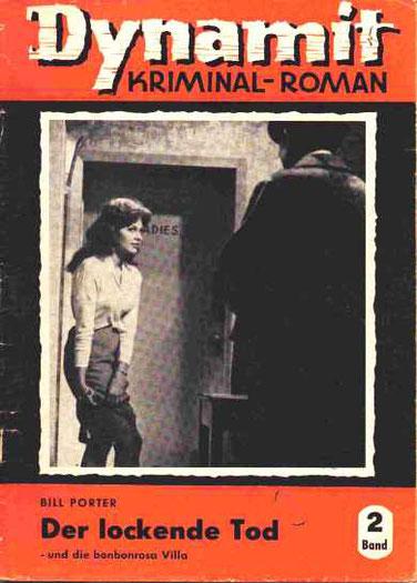 Dynamit Kriminal-Roman 2