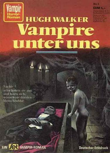 Vampir Horror Roman 1