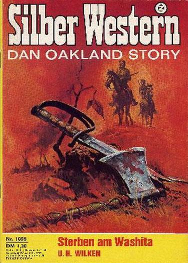Dan Oakland Story aus Silber Western 1096