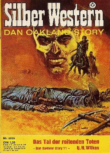 Dan Oakland Story aus Silber Western 1099