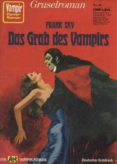 Vampir Horror Roman 86