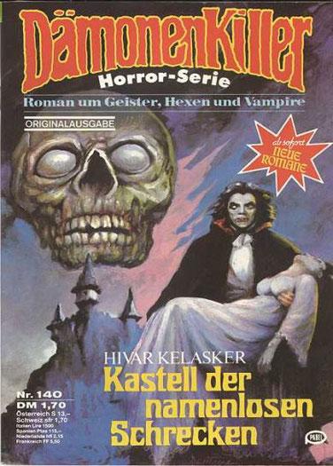 Dämonenkiller 2.Aufl.Band 140 (neuer Roman)