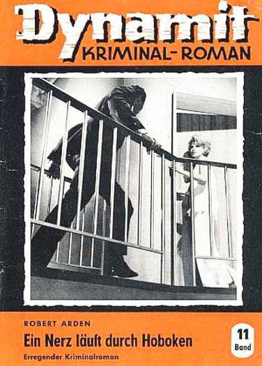 Dynamit Kriminal-Roman 11