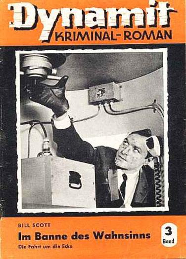 Dynamit Kriminal-Roman 3