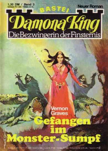 Damona King 3