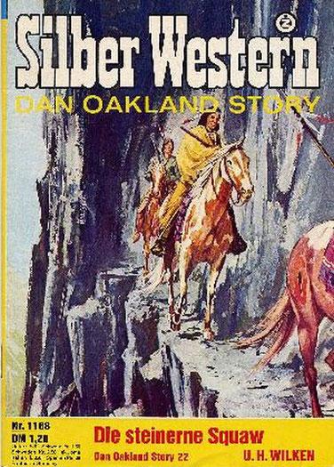 Dan Oakland Story aus Silber Western 1168
