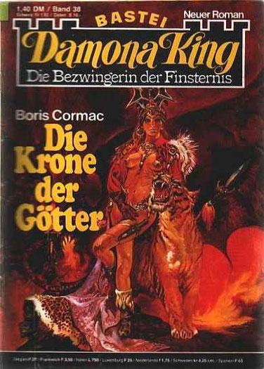 Damona King 38