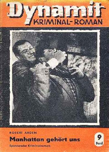 Dynamit Kriminal-Roman 9