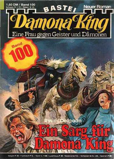 Damona King 100