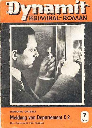 Dynamit Kriminal-Roman 7