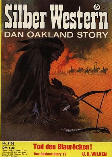 Dan Oakland Story aus Silber Western 1106