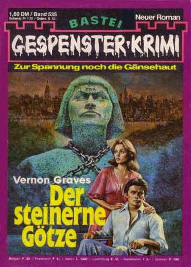 (Mack Norman 1)Gespenster Krimi 535