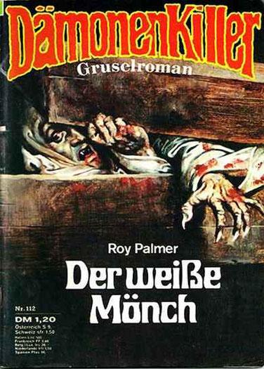 Dämonenkiller 1.Aufl.Band 112