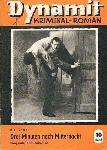 Dynamit Kriminal-Roman 10