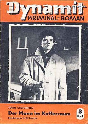 Dynamit Kriminal-Roman 8