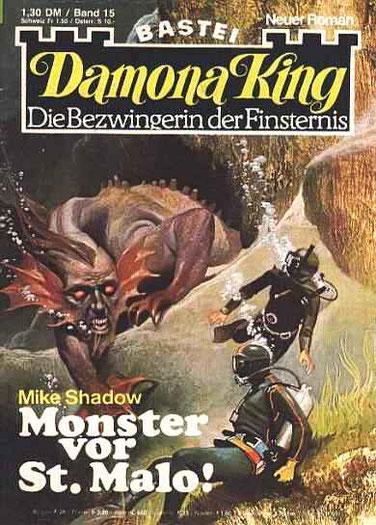 Damona King 15