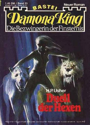 Damona King 23