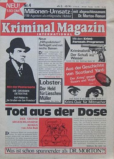 Kriminal Magazin 4/76