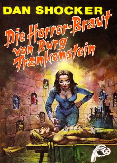 Zauberkreis TB 78(Monster Frankenstein 3)