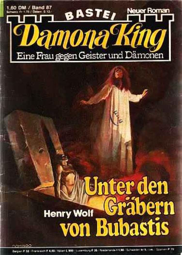 Damona King 87