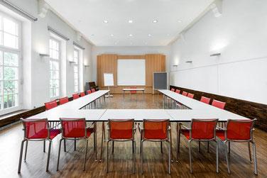 Vortragssaal im Haus Ohrbeck, HVHS in Georgsmarienhütte
