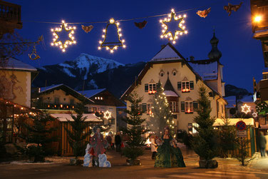 Adventmarkt in St. Gilgen