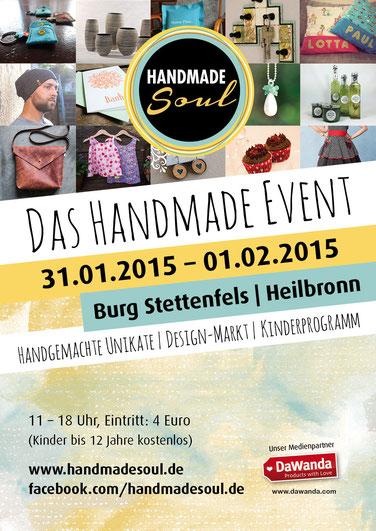 Handmade Soul 31.01. - 01.02.2015