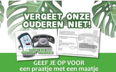 Slakkenpost.nl - Praatje met een maatje