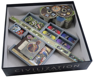 folded space insert organizer civilization a new dawn terra incognita