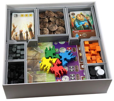 folded space insert organizer viscounts of the west kingdom