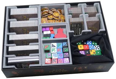 7 Wonders Duel insert organizer organiser Folded Space