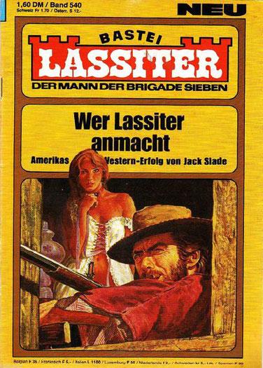 Lassiter 540