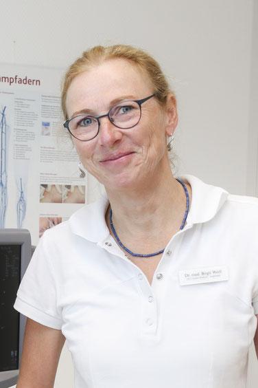 Kristina Korsake, Dr. Birgit Weiß (v.l.)