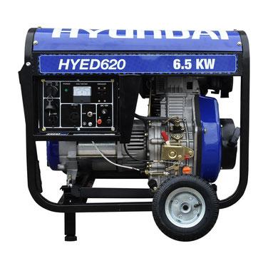 Hyundai | Generadores | Generador HYED620