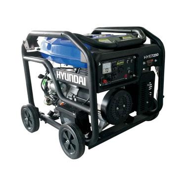 Hyundai | Generadores | Generador HYE7250