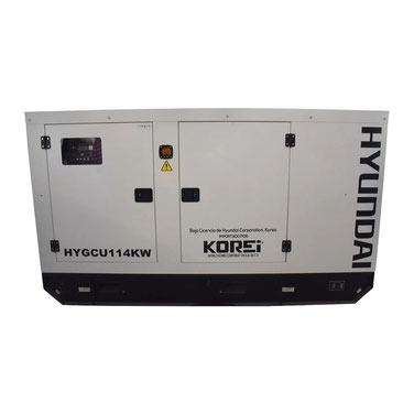 Hyundai | Generadores | Generador HYGCU114KW