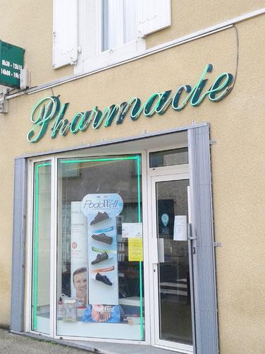 Pharmacie Vialade  05 63 37 51 57