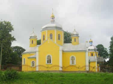 Церква Успіння (2005-2008)