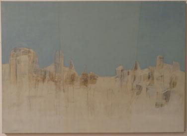 Stadt im Morgendunst (Ursula Breitenmoser)