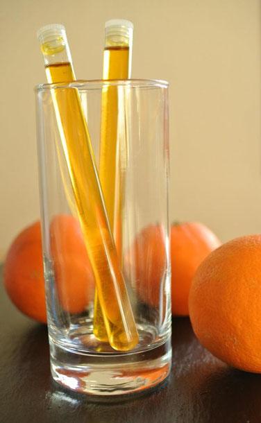 Orangenöl selber machen - ohne künstliche Aromastoffe