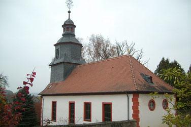 Evangelische Kirche in Ranstadt   (Foto: Ev. Kgm.)