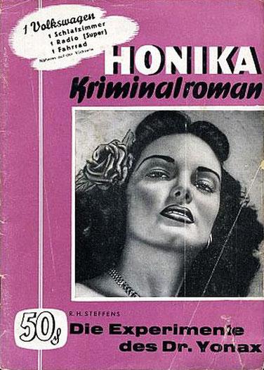 Honika Kriminalroman 7