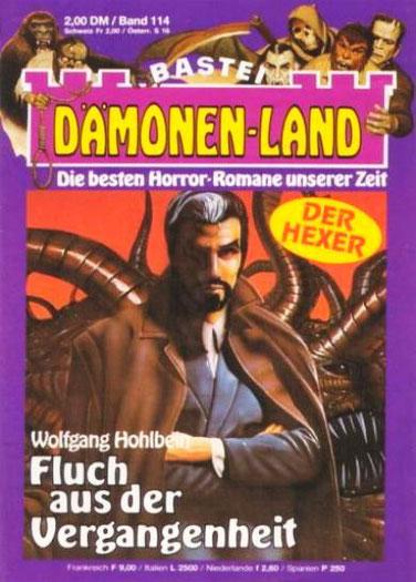 Dämonen-Land 114 neu