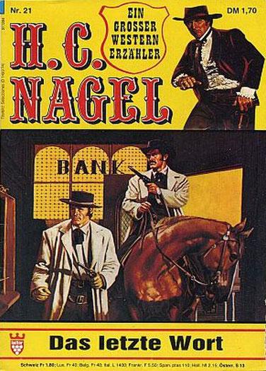 H.C.Nagel Band 21