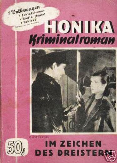 Honika Kriminalroman 2