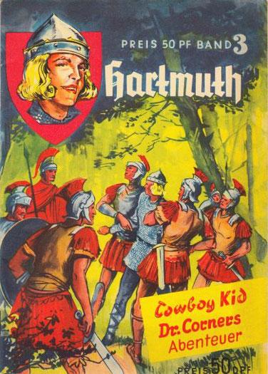 Hartmuth der Edeling Comic 3