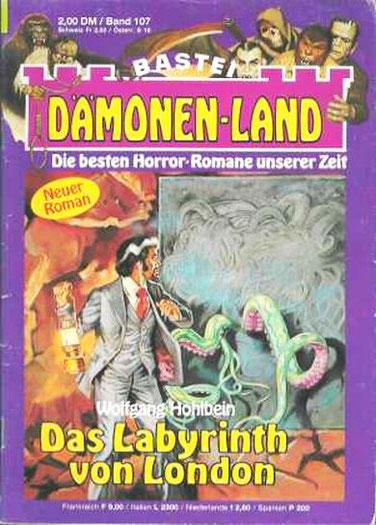 Dämonen-Land 107 neu